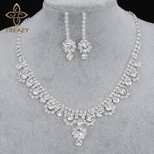 statement necklace wedding images Treazy new celebrity inspired diamante crystal tennis statement jpg