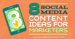 facebook weekday themes 8 social media content ideas for marketers social media examiner