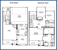 traditional 2 story house plans uncategorized two story traditional house plan extraordinary in