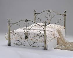 4ft6 radiance antique brass bed frame 529 95 a truly stunning