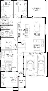 grandeur single storey floor plan wa homes plans ideas story