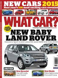 what car february 2015 uk volkswagen ford motor company