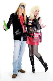 90 u0027s rock couples costumes