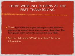 thanksgiving quiz that reaches beyond the edges of myth and is borin
