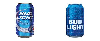 bud light beer can brand new new packaging for bud light by jones knowles ritchie