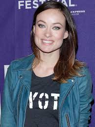 olivia wilde comments on being