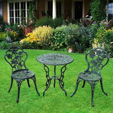 Wrought Iron Patio Furniture Set by Wrought Iron Patio Chairs Design