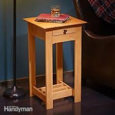 Free Woodworking Plans For Mission Furniture by These Mission End Table Plans Are For The Woodworking Beginner
