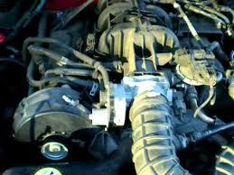 2005 ford mustang 4 0 v6 2005 v6 mustang 4 0l engine noise after spark plugs change solved