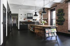 industrial kitchen ideas industrial kitchen ideas kitchen industrial with hot rolled steel
