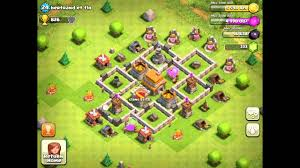 coc village layout level 5 clash of clans base designs per town hall walkthrough guides