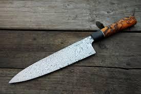 handmade kitchen knives for sale haburn knives handmade custom kitchen knives and tools
