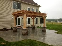 Paver Patio Columbus Ohio Concrete Patio Columbus Ohio Free Home Decor Techhungry Us