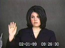 remembering the monica lewinsky scandal in pictures photos abc news