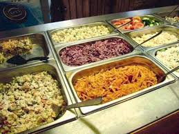 Are You Can Eat Buffet by Seven Places In Moscow Where You Can Eat For 200 Rubles