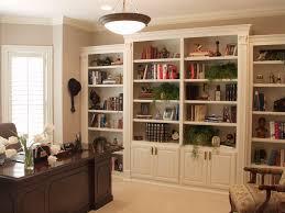 Glass Door Bookshelf Extraordinary Office Bookshelf Design Inspiration Of Modren