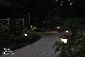 How To Install Landscape Lighting How To Install Low Voltage Landscape Lights Pretty Handy