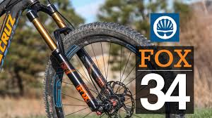 fox motocross suspension fox 34 2016 first ride youtube