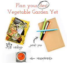 planning a vegetable garden u2013 righteous bacon