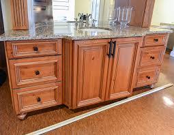 Omega Bathroom Cabinets by Omega Ginger Coffee Alder Vanity Green Demolitions Knotty Alder