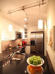 Kitchen Track Lighting Ideas Gorgeous Kitchen Track Lighting Ideas Home Design Ideas