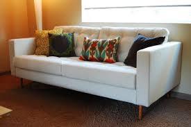 Ikea Sater Leather Sofa Sater Sofa Slipcover Brokeasshome Com