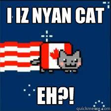 Nyan Meme - canadian nyan memes quickmeme