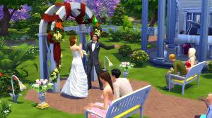 wedding cake in the sims 4 sims 3 wedding vs sims 4 the sims forums
