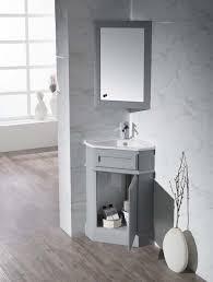 27 Inch Bathroom Vanity Hton Grey 27 Inch Corner Bathroom Vanity With Regarding Grey