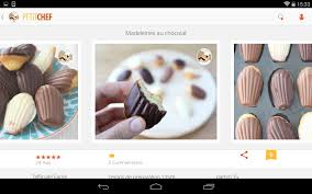 recette de cuisine petit chef ptitchef recettes de cuisine applications android sur play