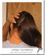 doobie wrap hair styles wrap hairstyles pictures