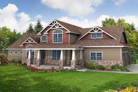 Craftsman House Plans With Walkout Basement luxamcc