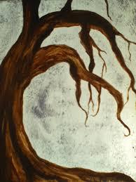 acrylic tree by nomnomnomrawr95 on deviantart