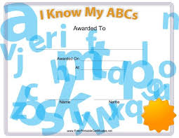 Certification Letter Of Accomplishment Best 25 Printable Certificates Ideas On Pinterest Free