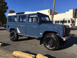 used land rover defender 1989 land rover defender 110