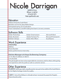 What Should A Resume Look Like For A Job by My Resume Haadyaooverbayresort Com