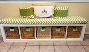 ikea storage bench storage bench seat is best for the living area the home redesign