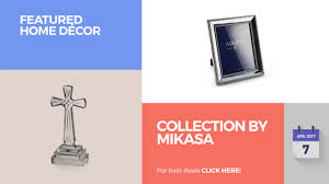 Home Decor Memphis Tn by Collection By Mikasa Featured Home Décor Youtube