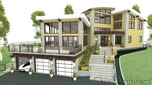 chief architect home designer interiors chief architect home rendering of house on the cover of home