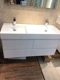 bathroom cabinets wall mounted solid surface bathroom vanity