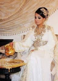 robe mariage marocain robes de mariée marocaine le de la mode