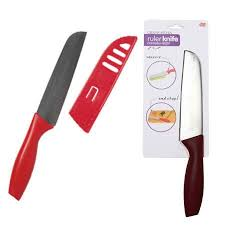 creative kitchen knives dci creative kitchen ruler knife assorted and black utility