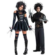 Gothic Halloween Costumes Women 25 Scary Couples Costumes Ideas Scary Couples