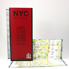 Map Of Manhattan Neighborhoods Nyc Manhattan City Guide By Red Maps