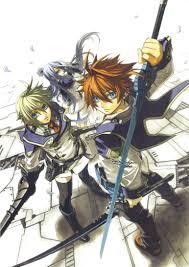 chrome shelled regios genres fantasy sci fi manga