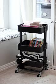 Ikea Craft Cart Organized Kid U0027s Homework U0026 Craft Supplies Hi Sugarplum