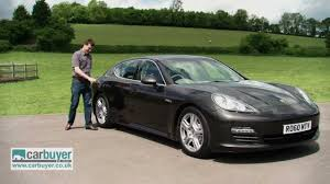 porsche panamera hatchback porsche panamera 2009 2013 review carbuyer youtube