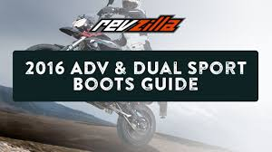 sportbike racing boots 2016 adventure u0026 dual sport motorcycle boots buying guide at