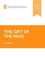 the gift of the magi summary supersummary