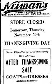 how black friday became a thing a tale 140 years in the